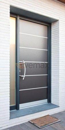Royecto integral de puertas y ventanas en aluminio de seguridad ejecuci n de chalet proyectado - Puertas de chalet ...