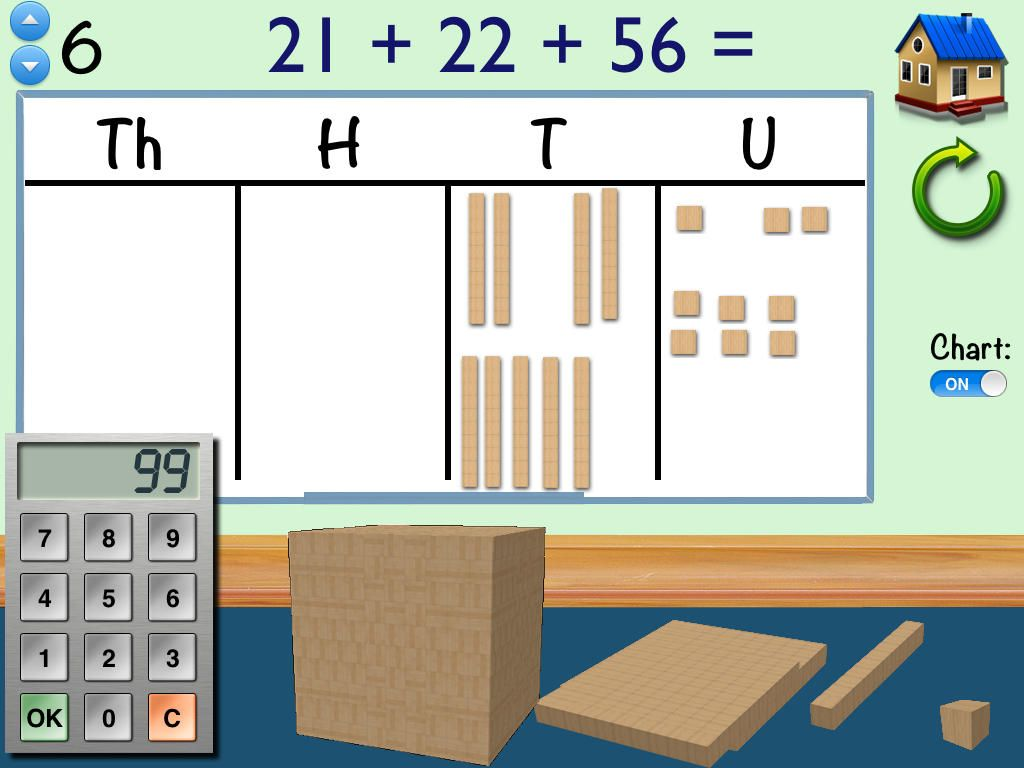 Place Value Mab Addition