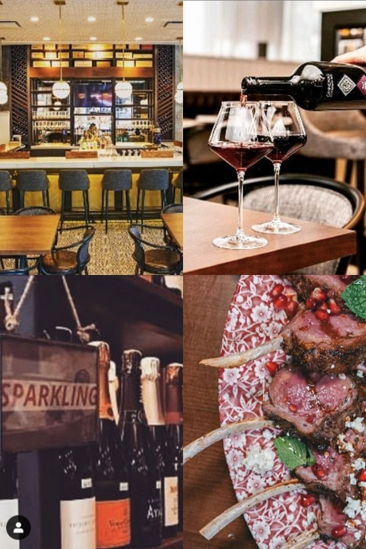 Wine Shop. Small Plates. Wine Bar. in 2020 Wine by the
