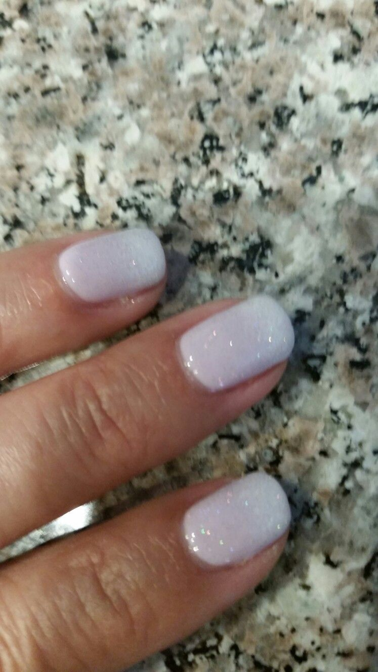 Opi White Gel Nail Polish: OPI Gel, I'm Gown For Anything With White Ombre And