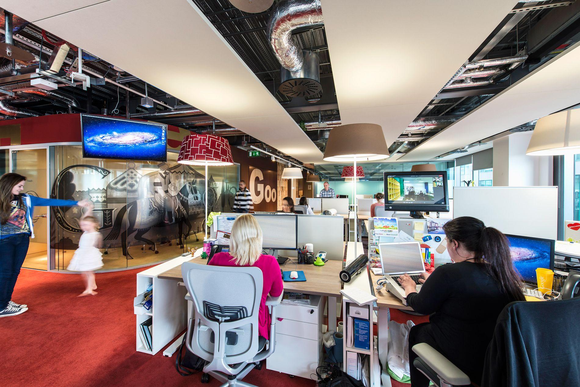 Google Offices Ireland