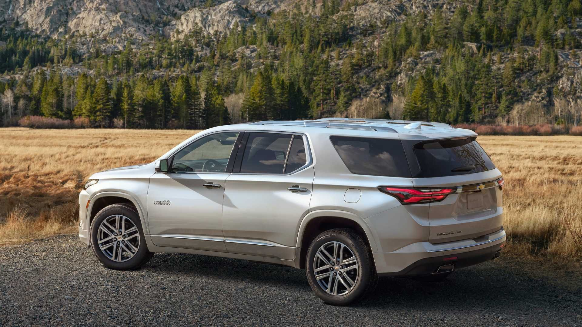 2021 Chevrolet Traverse Adds Safety Gear Style And Cabin Tweaks In 2020 Chevrolet Traverse Chevrolet Sport Utility Vehicle