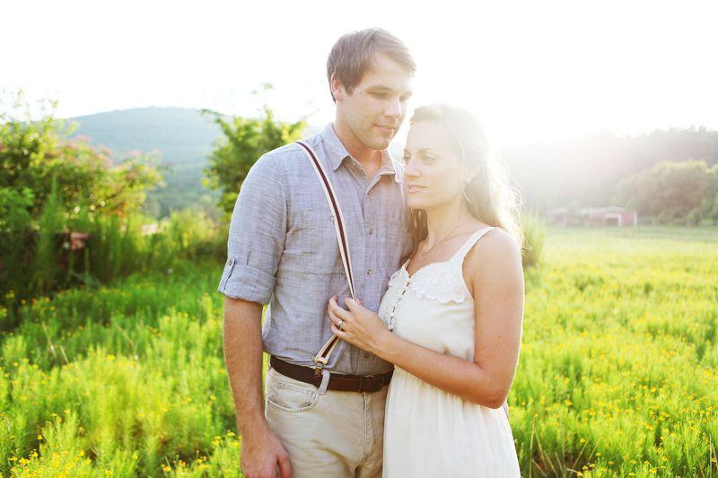 love & suspenders