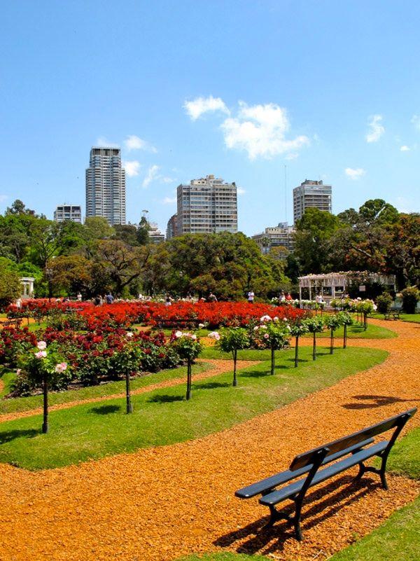 El Rosedal, Buenos Aires