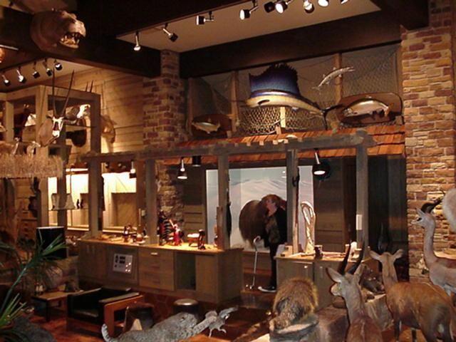 Northamericanhunter Com Trophy Rooms Hunting Room