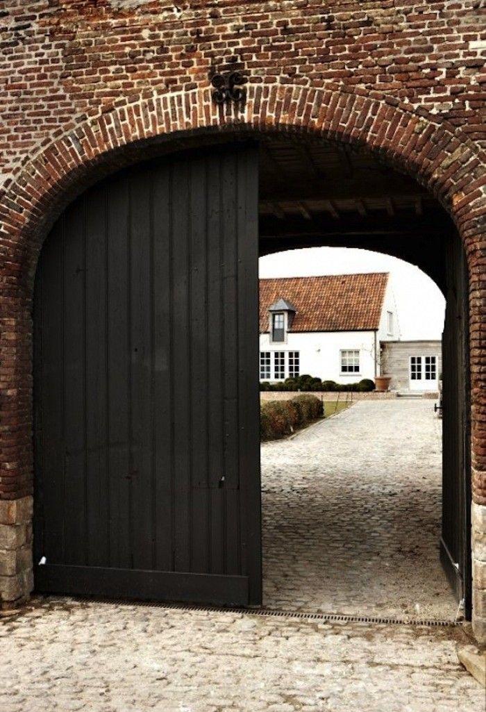 A Glamorous Farm For Rent Belgian Edition Remodelista Architecture Building A House Architecture Details
