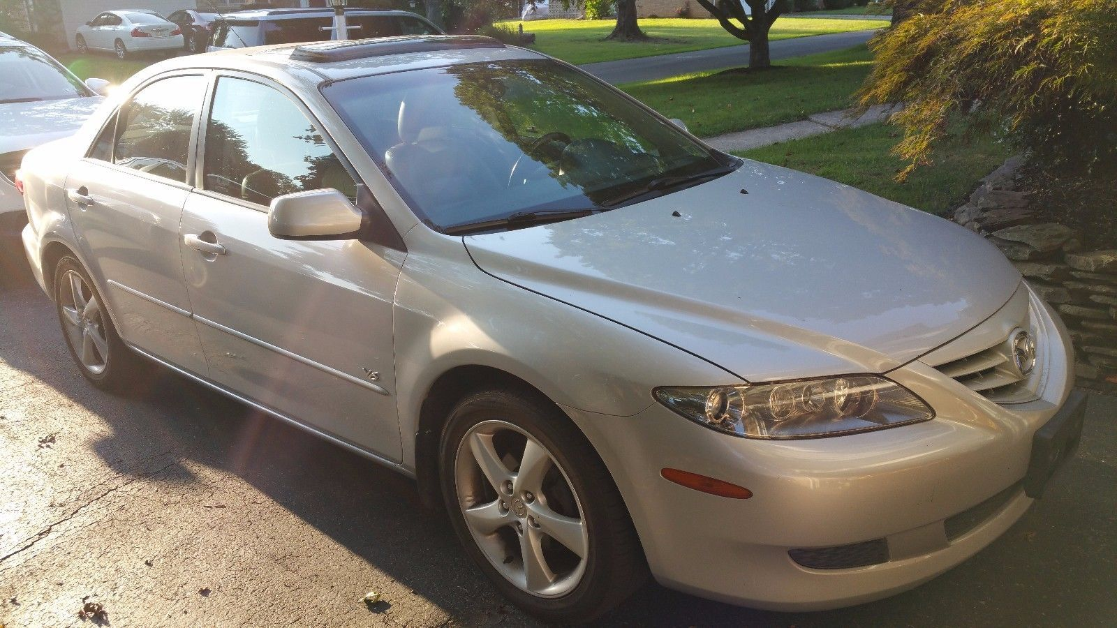 2005 Mazda Mazda6 touring | Mazda6, Mazda and Motor car