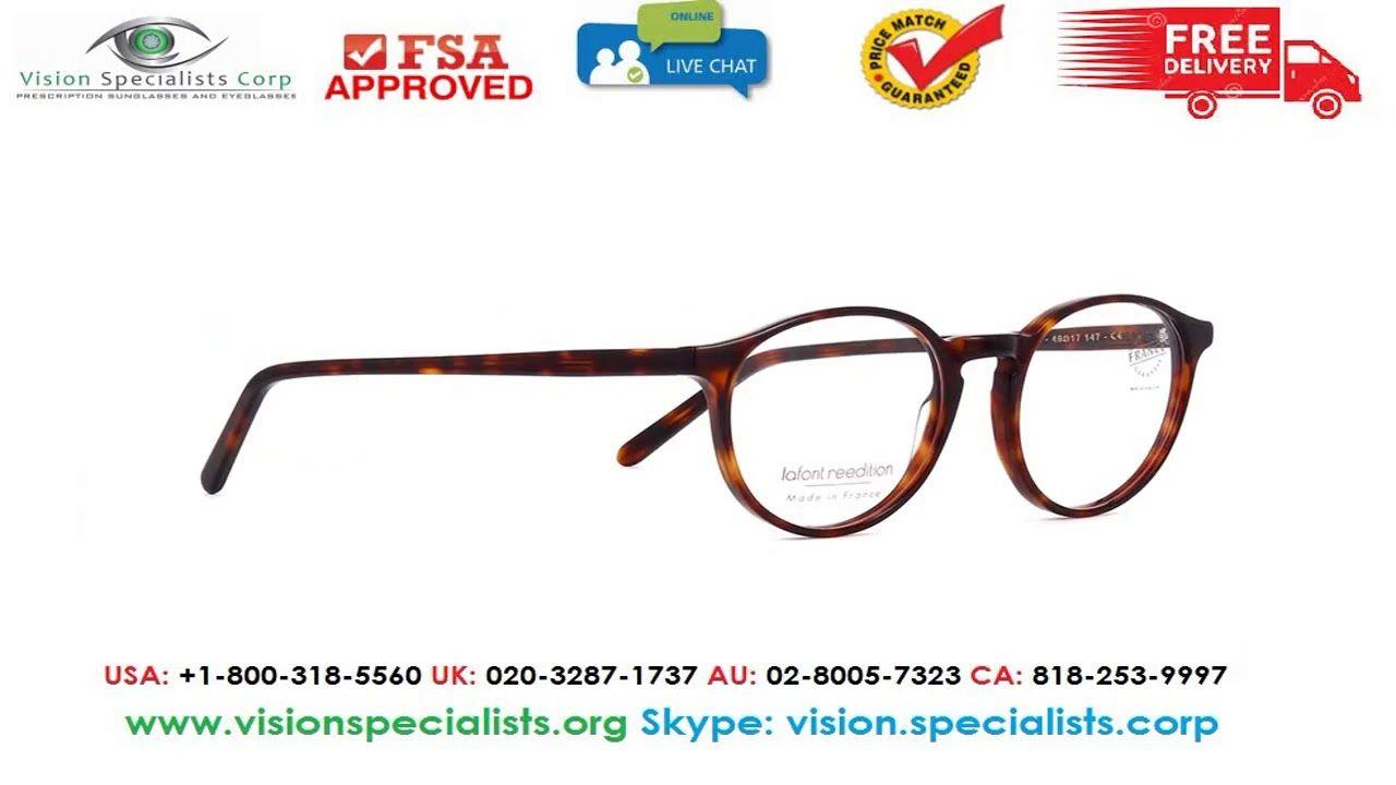 80d2c0371c92b Lafont Genie 619 Glasses