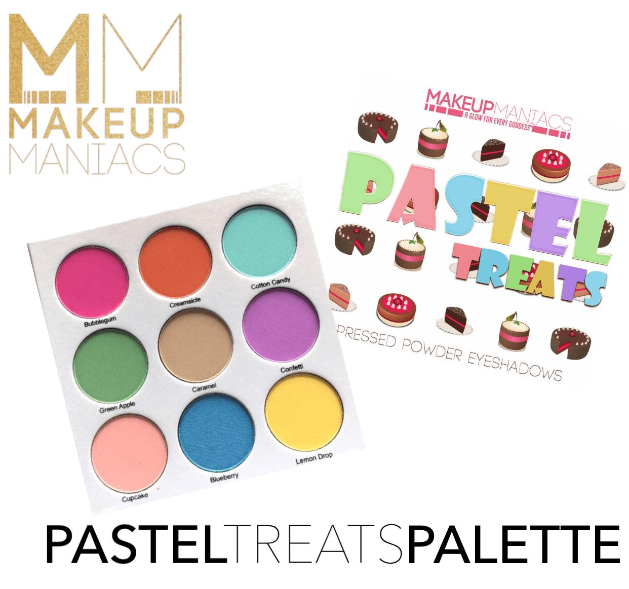 Pastel Treats Palette in 2020 Setting spray, Pastel, I