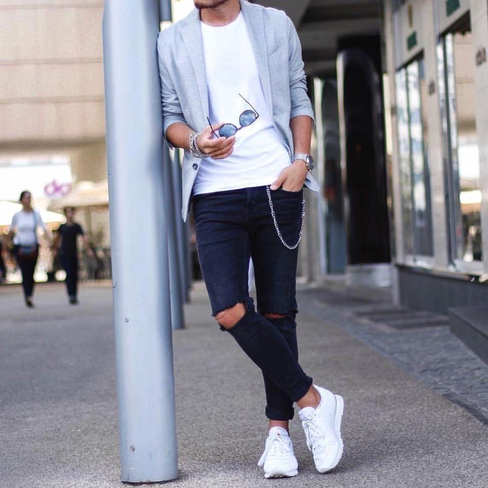 "60d7382557b Mens Fashion Boss on Instagram  ""Style by    iamnico  """