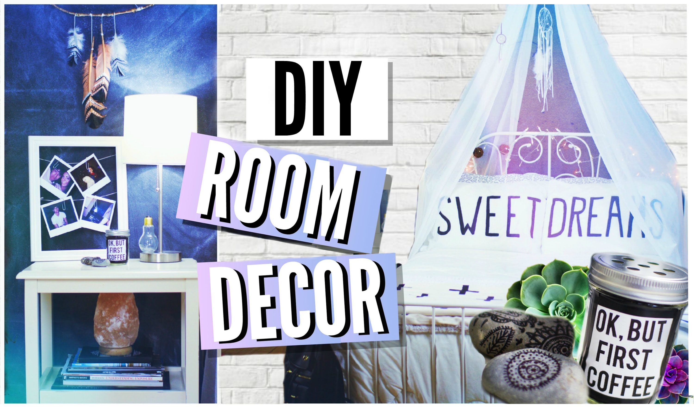 diy room decor tumblr room makeover 2015