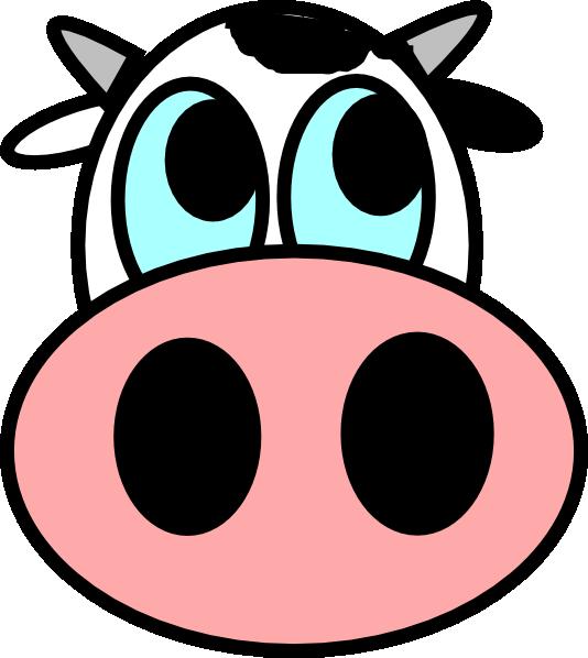 Free To Use Public Domain Cow Clip Art Cartoon Cow Face Cartoon Cow Cow Face