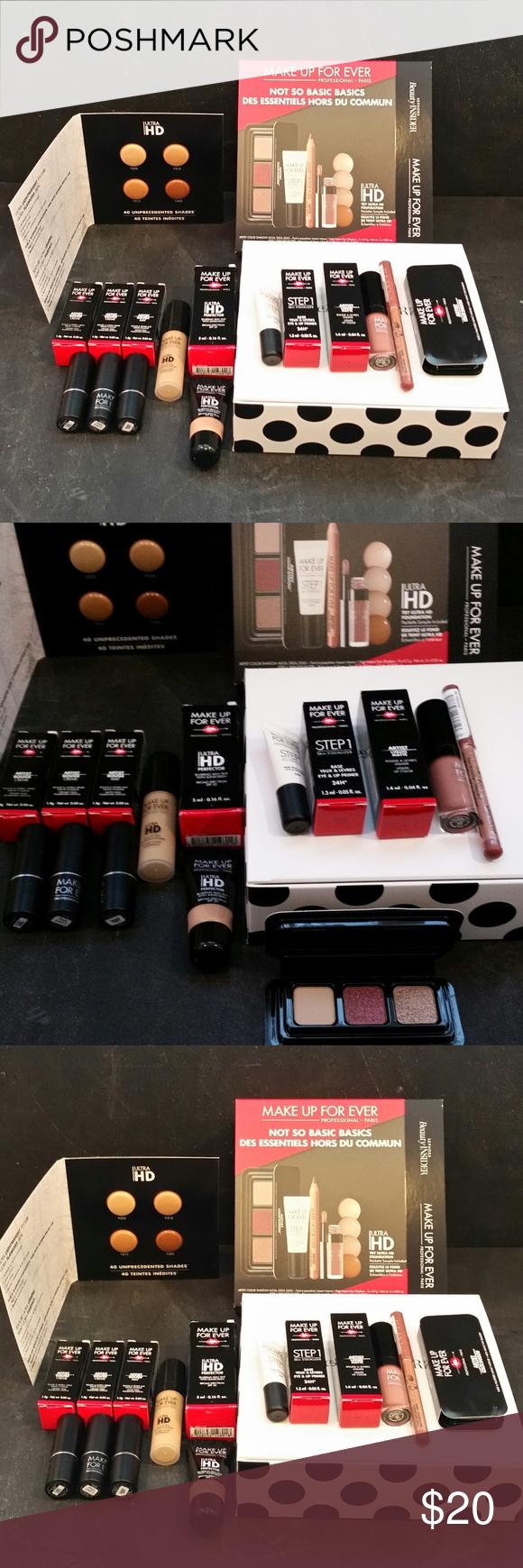 Sephora Beauty Insider Play Makeup For Ever NWT