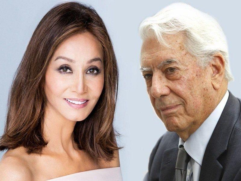Mario Vargas Llosa sobre Isabel Preysler: Nuestra relación va muy bien. July 02, 2015.