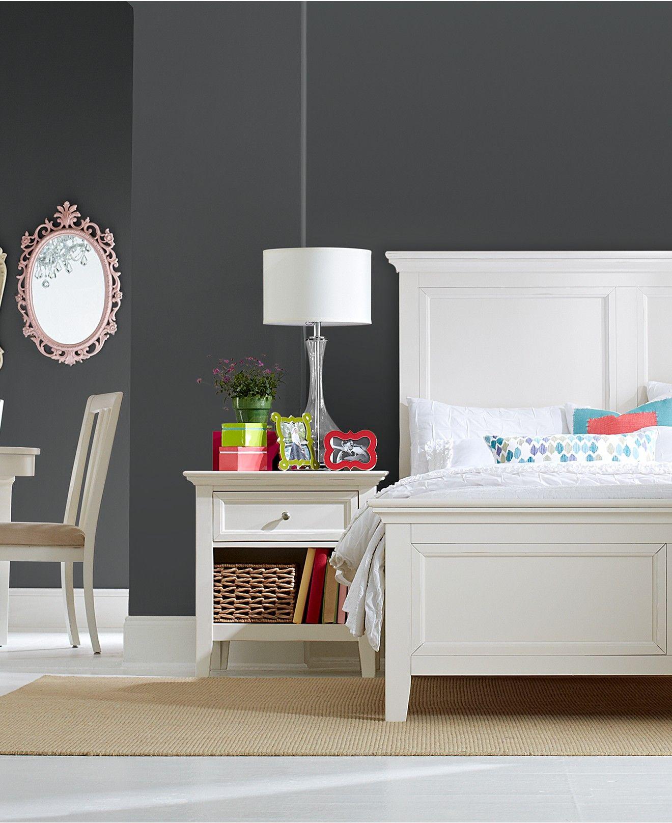 Sanibel Queen Bed Beds Headboards Furniture Macys 400