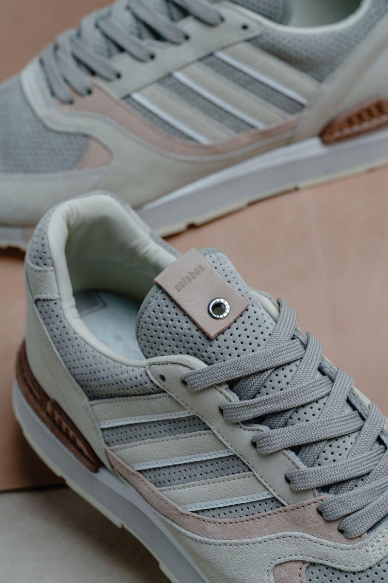 Adidas Consortium X Solebox Pureboost Dpr 'italian Leat