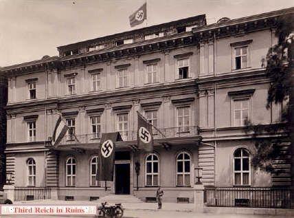 Braunes Haus munich braunes haus munich germany s ww ii history