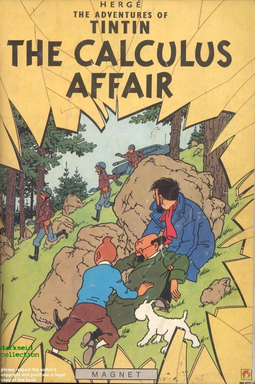 Tintin Story Book