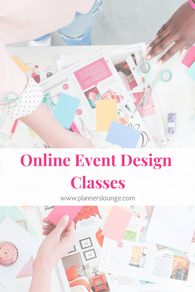 Online Event Design And Planning Classes Event Planner Business Card Wedding Planner Business Wedding Planner Business Card