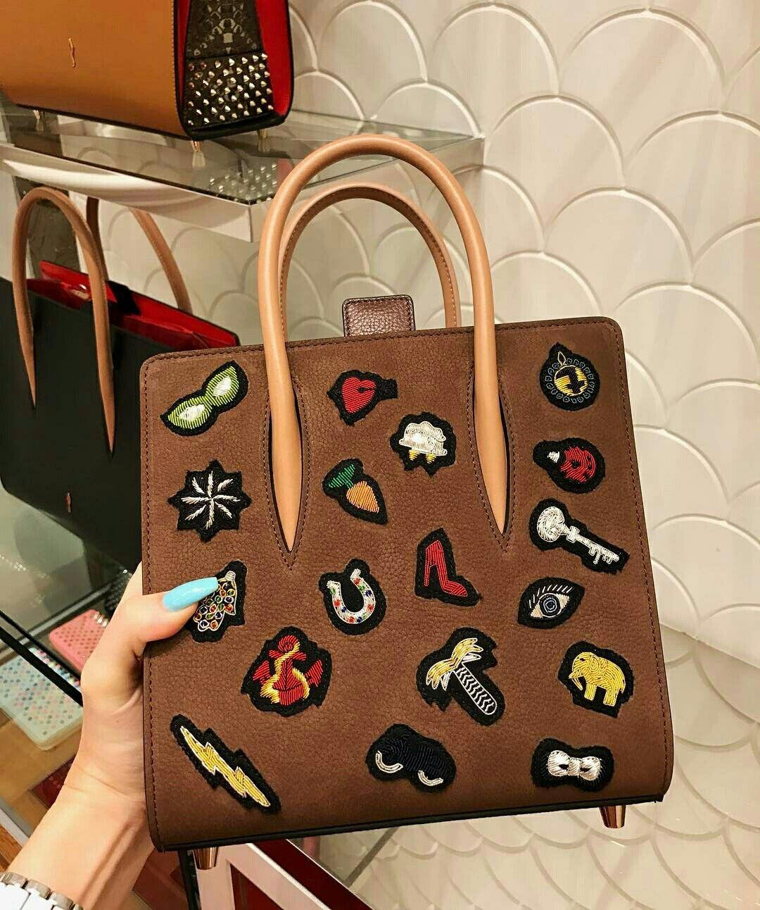 мorejнayetotнeworld Louboutin bags, Bags, Louis vuitton