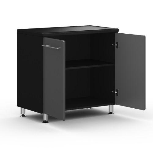Etonnant Ulti Mate MDF Garage Storage Cabinets | GarageFlooringLLC.com