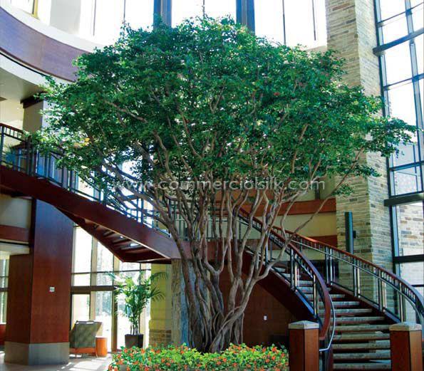 Artificial Acacia Tree - Commercial Silk Int\'l | Acacia tree ...