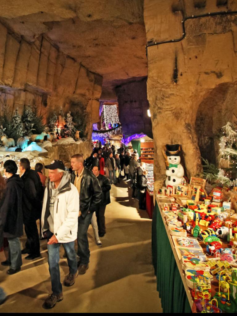 Kerstmarkt In Gemeentegrot Valkenburg Kerst In Zuid Limburg
