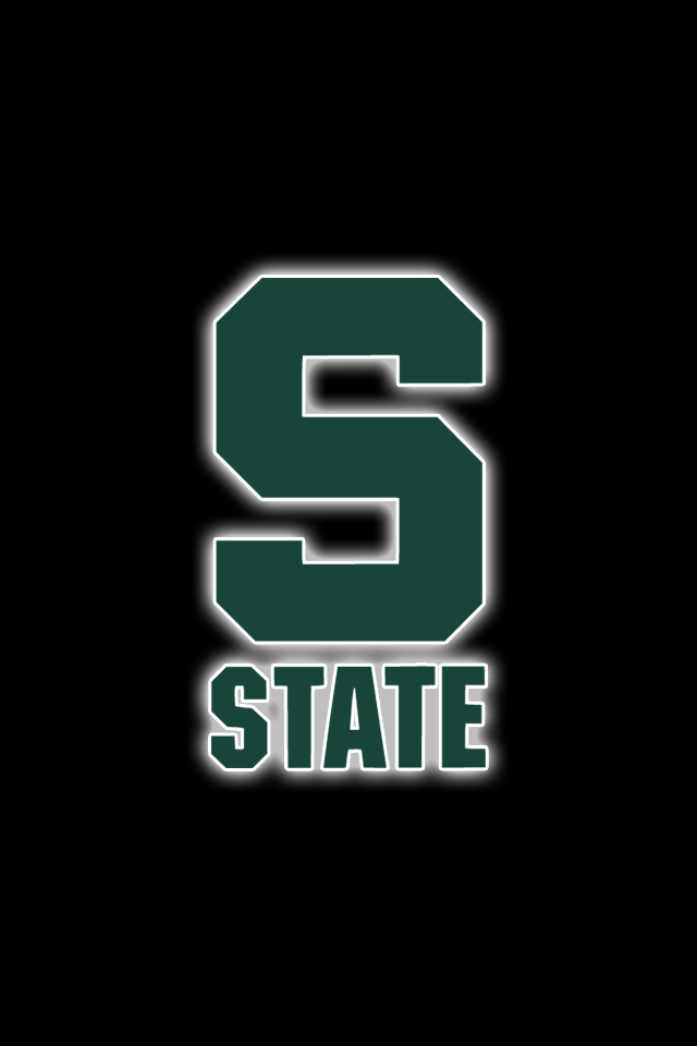 Free Michigan State Spartans Iphone Wallpapers Install In Seconds 18 To Choose From For Every Model Of Iphon Michigan State Spartans Michigan Michigan State