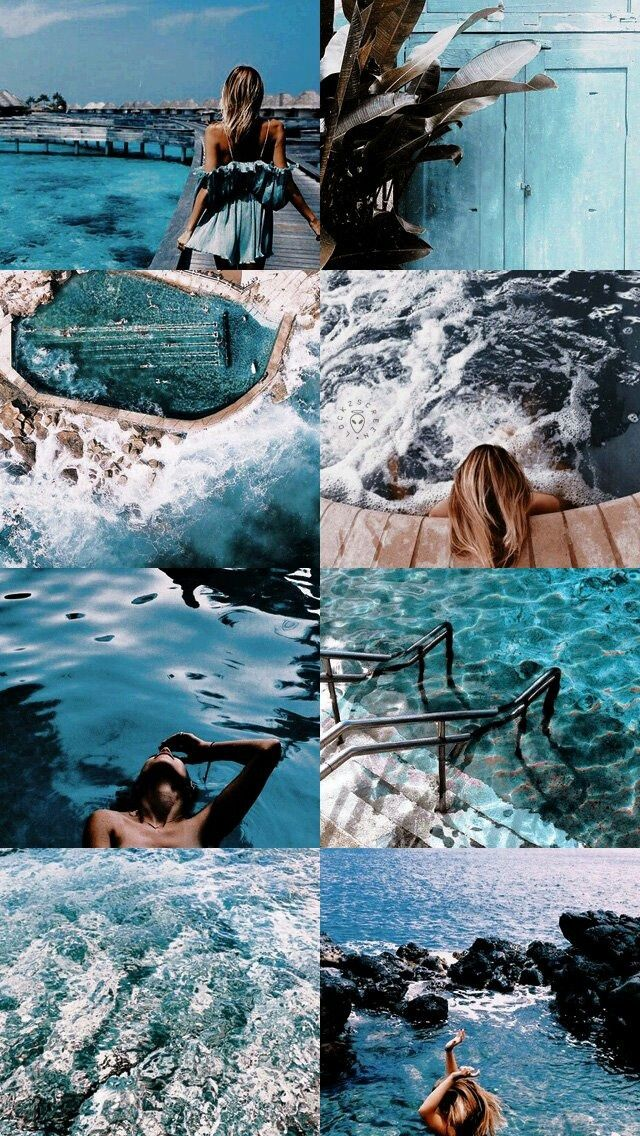 Summer Aesthetics Wave After Wave Pinterest Magicmatriarch Aesthetic Pastel Wallpaper Beautiful Wallpapers Backgrounds Aesthetic Collage