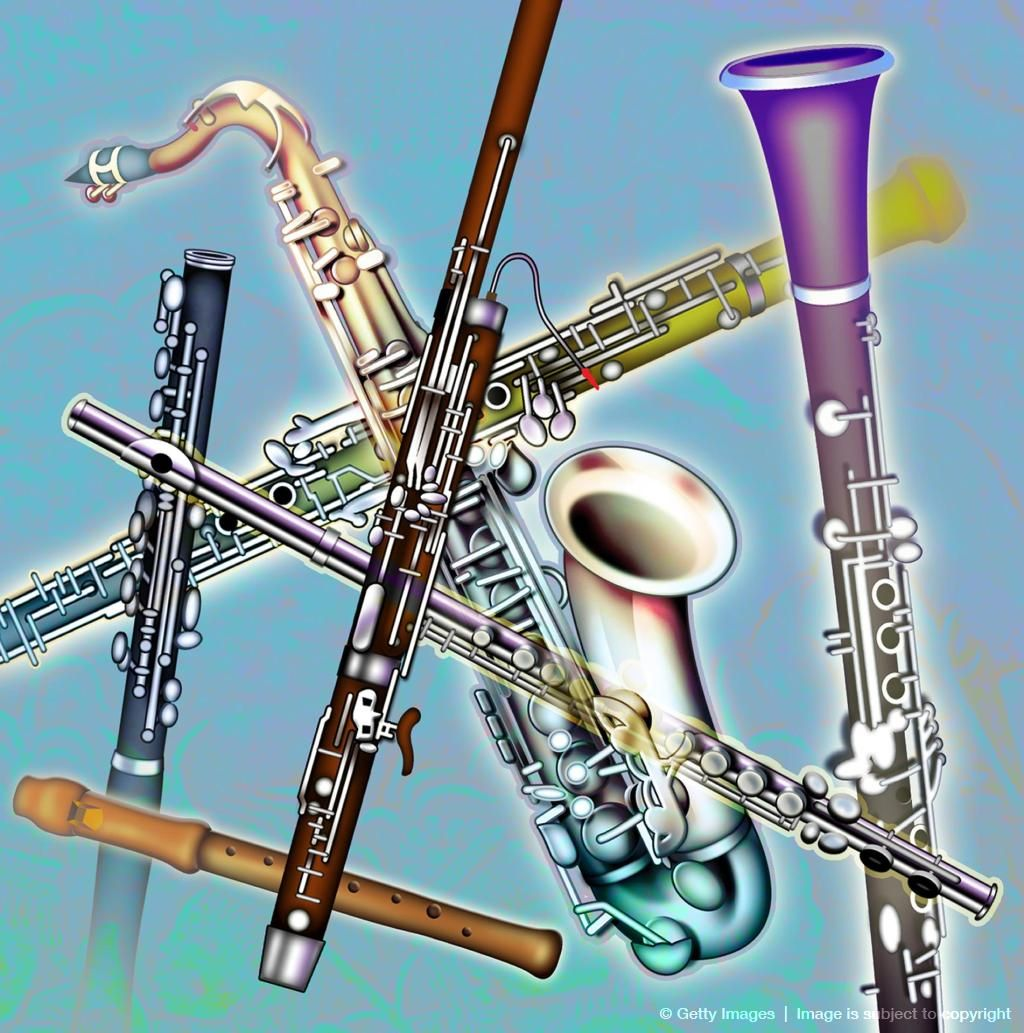 Image Detail for - Wind instruments
