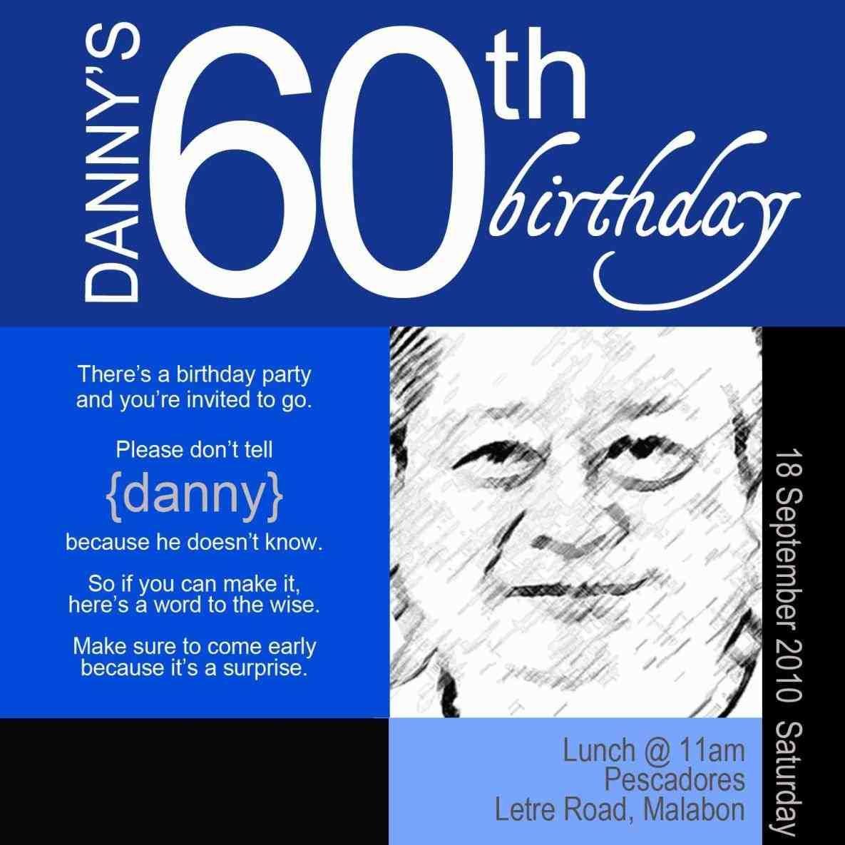 funny 60th birthday party invitations alanarasbach funny 60th