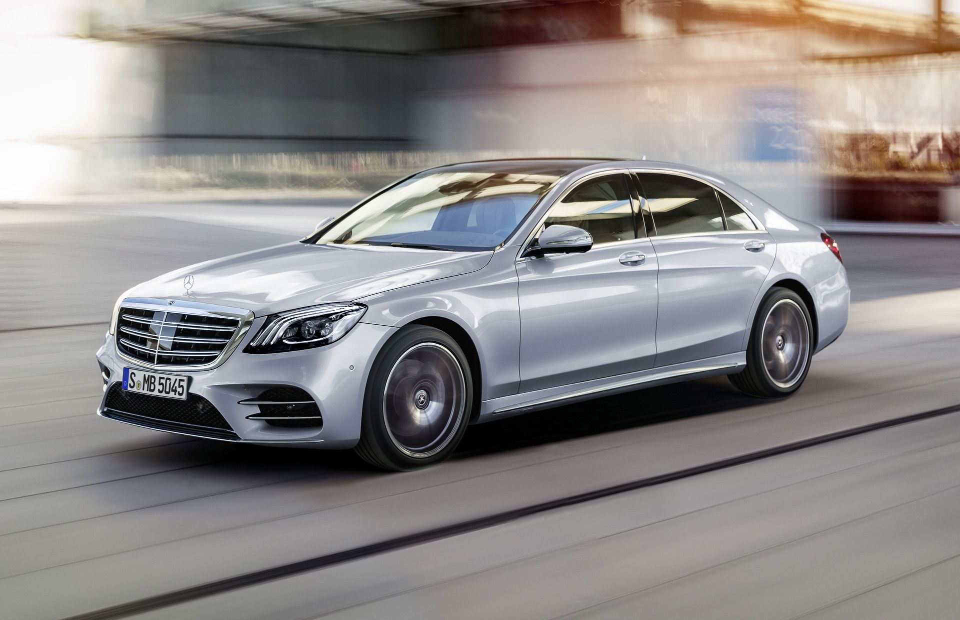 The 2018 Mercedes Benz S Class ushers in refreshed looks new