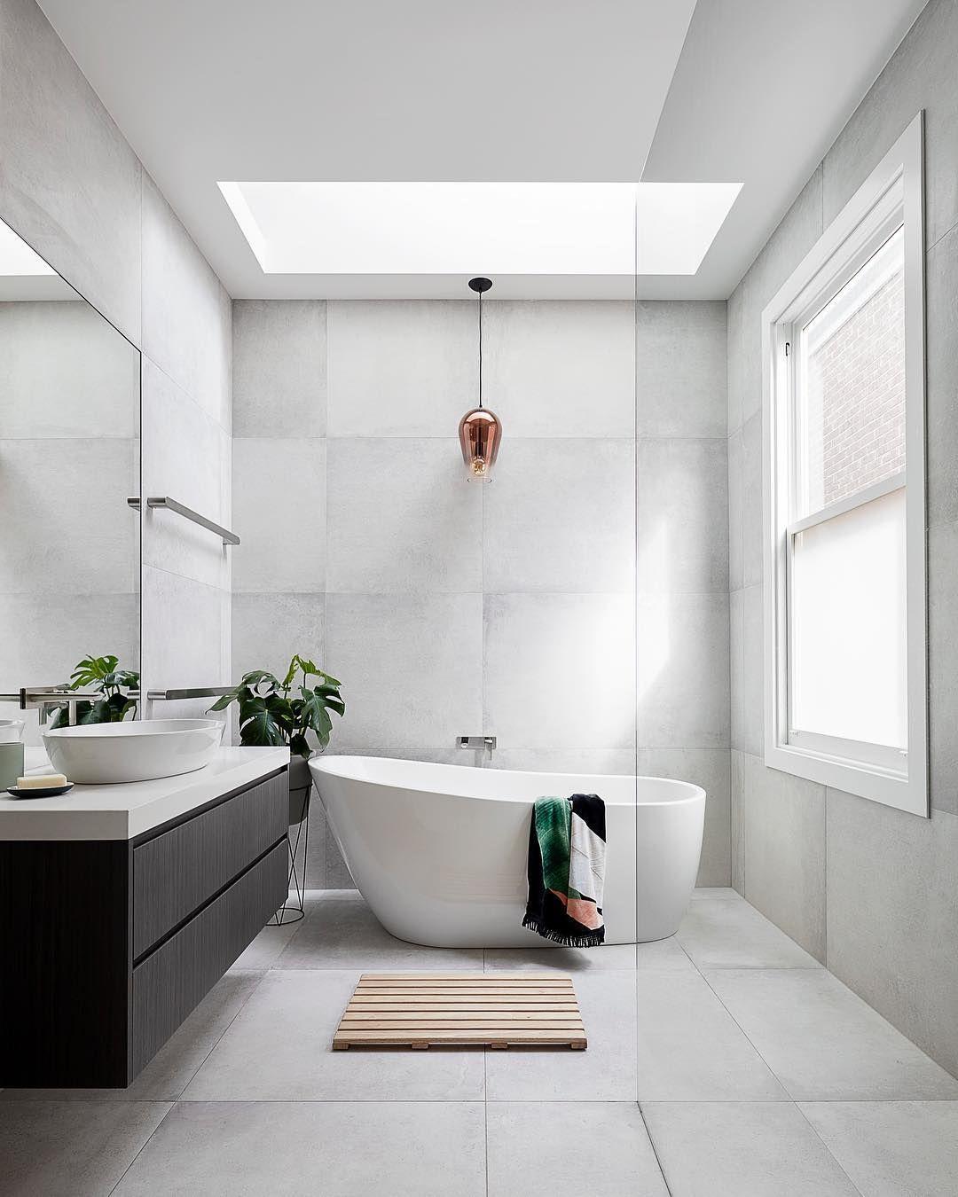 Powerhouse By Glow Building Design Williamstown Vic Www Glowbuildingdesign Com Or Glowbuild Modern Bathroom Bathroom Interior Design Modern Bathroom Design
