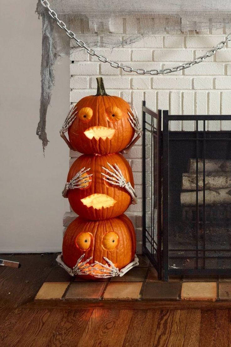 36 einzigartige Halloween-Deko-Ideen für Sie   - Herbst/Halloween - #einzigartige #für #HalloweenDekoIdeen #HerbstHalloween #Sie