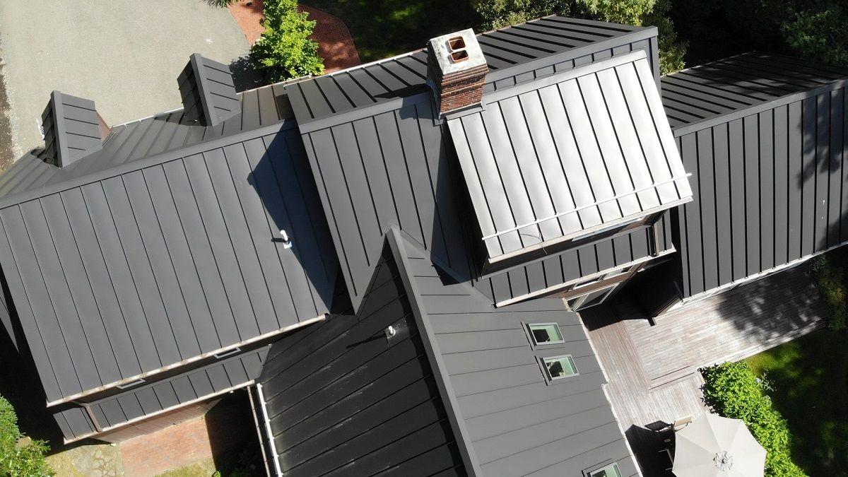 Standing Seam Metal Roofing Versus Metal Shingles Classic Metal Roofs Llc Metal Roof Residential Metal Roofing Metal Shingles