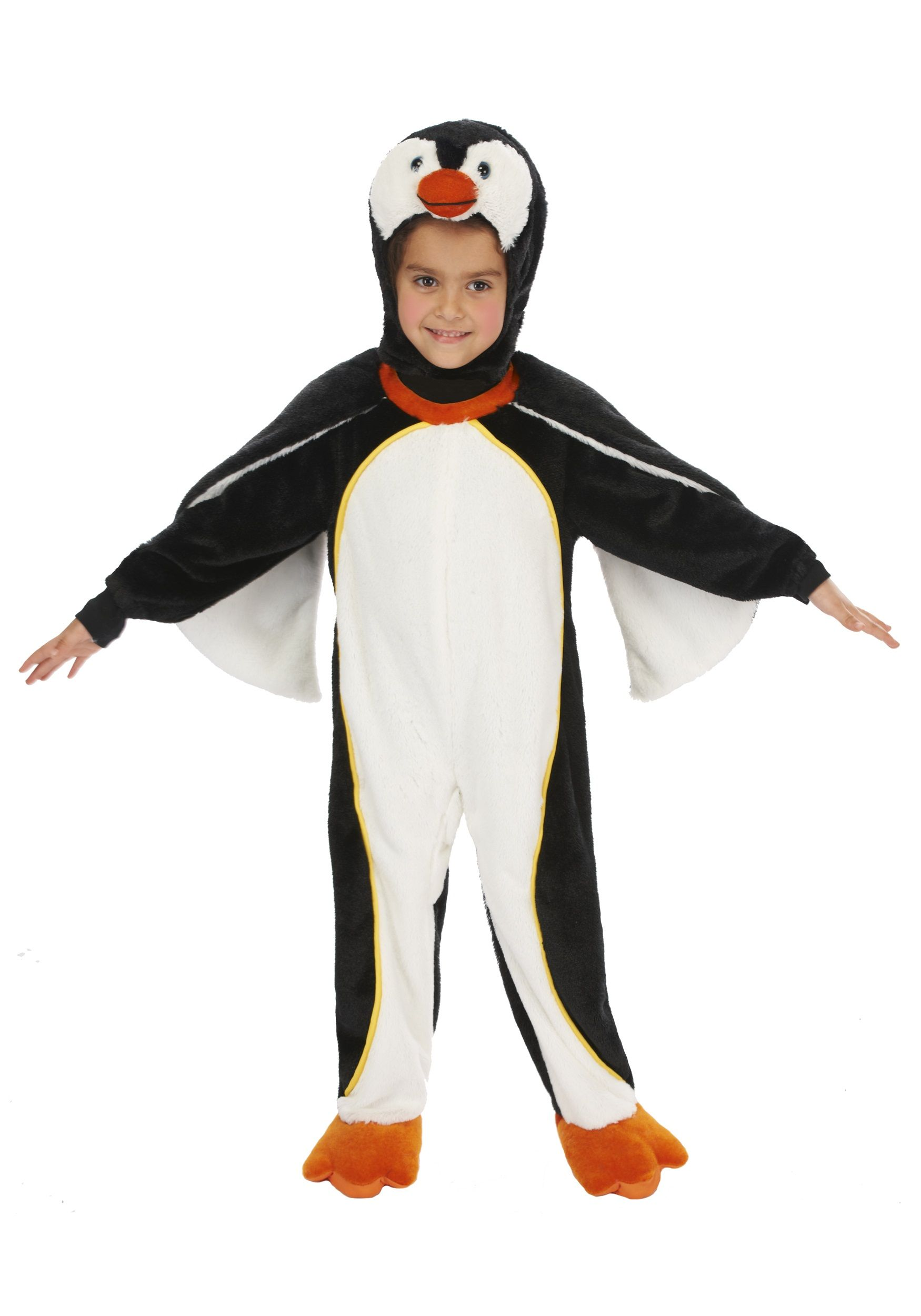 Penguin Toddler Costume  sc 1 st  Pinterest & Penguin Toddler Costume | Lucyu0027s birthday | Pinterest | Toddler ...