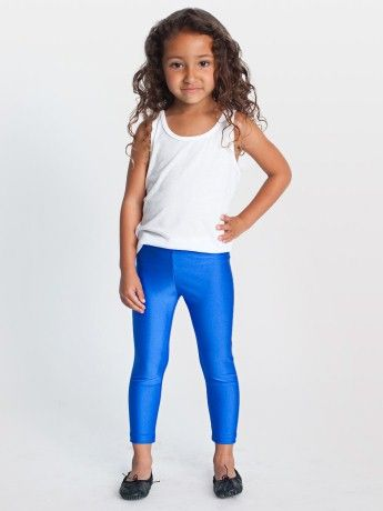 Kids Nylon Tricot Legging