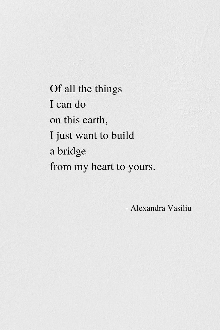 Poems short heart Heart Poems