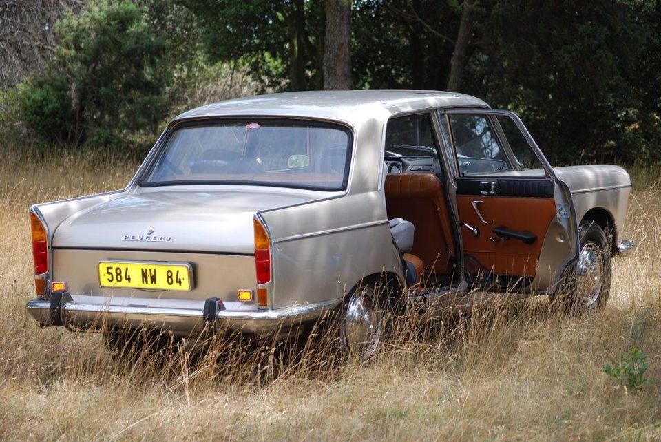 404 Peugeot Dans La Nature Peugeot