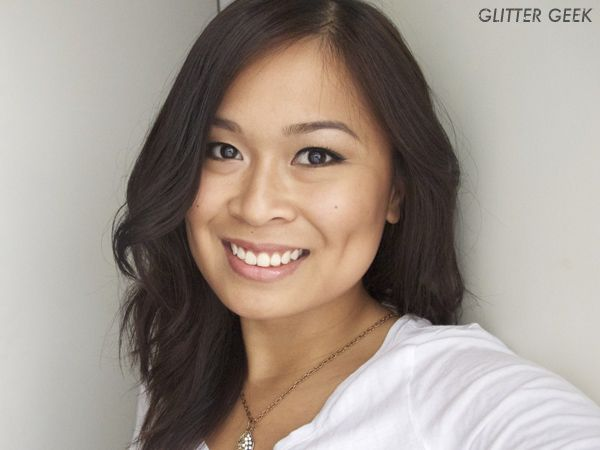 Glitter Geek: Victoria's Secret Glowing and Angelic Makeup