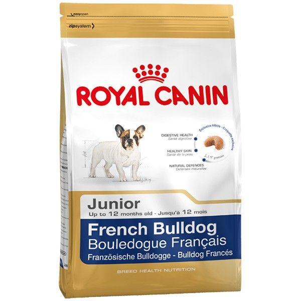 Rebajado En Puppytienda Royal Canin French Bulldog Junior 30