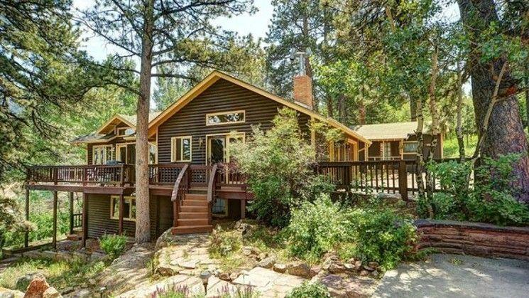 Minimalist Colorado Log Cabins For Sale Gallery In 2020 Log Cabins For Sale Cabins For Sale Cabin