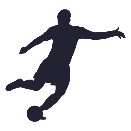 Football Player Silhouette 1 Ad Affiliate Affiliate Silhouette Player Football Football Silhouette Soccer Silhouette Football