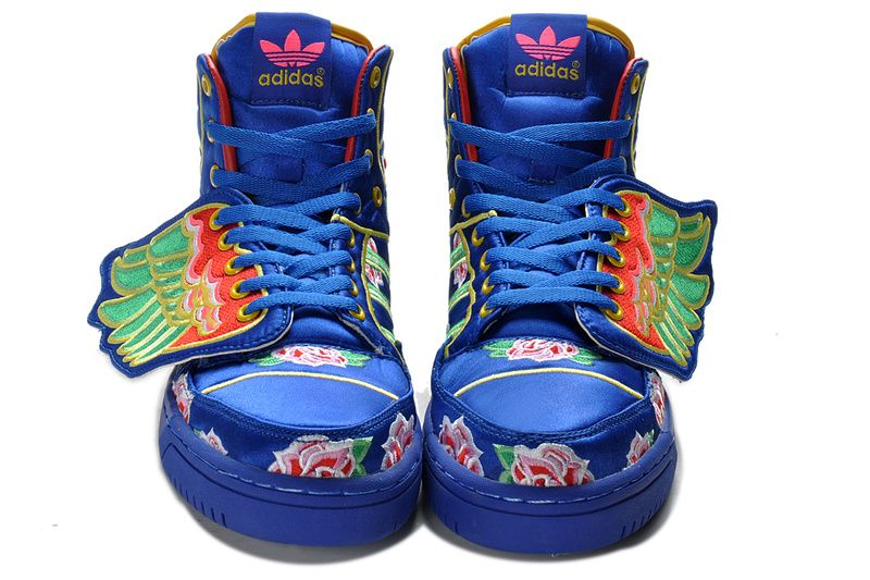 06e5cdfc5fb9 Cheap Eason Chan x Adidas Originals by Jeremy Scott For Sale Adidas Js Wings  ...
