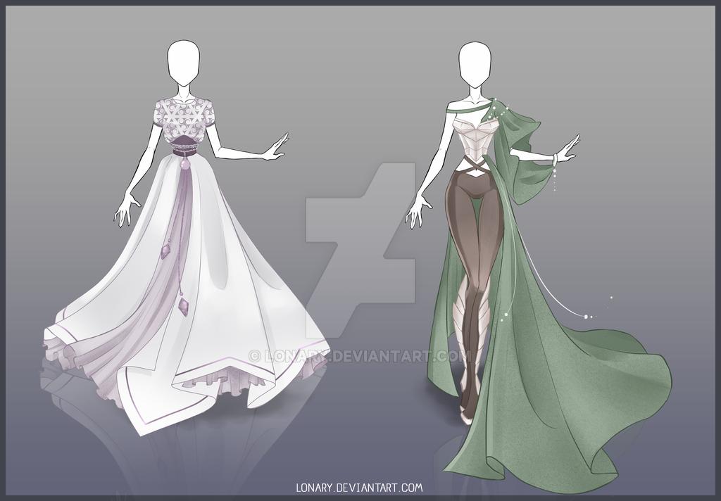 Close] Design adopt_42-43 by Lonary deviantart com on