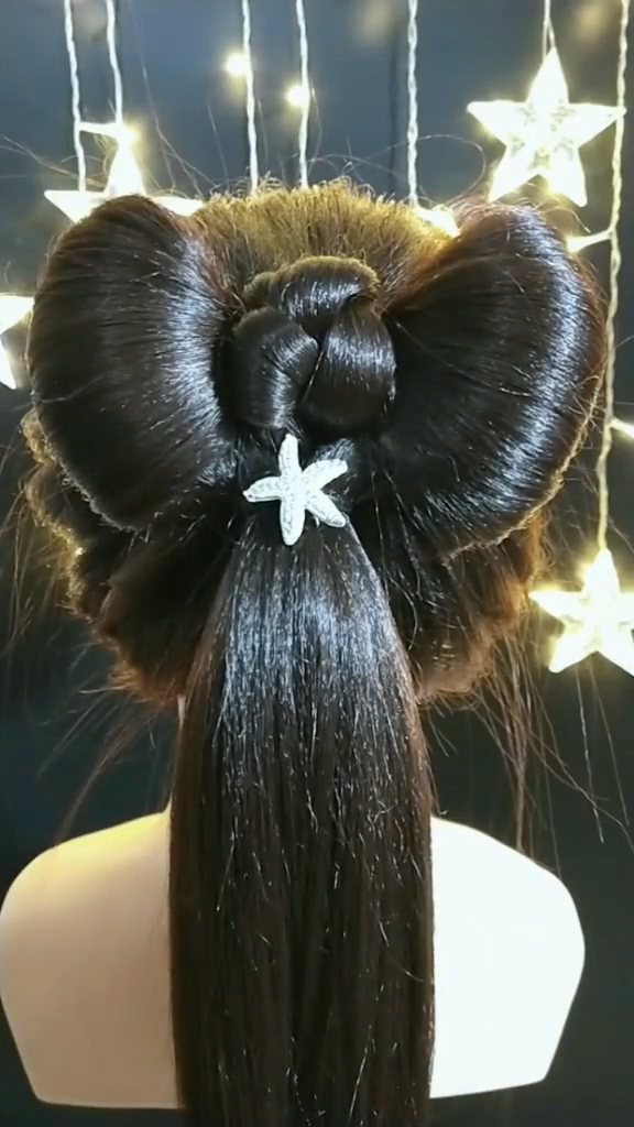 Hairstyle Tutorial 694