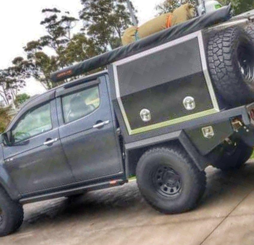 Pin by Tony Boreham on utes Monster trucks, Ute trays