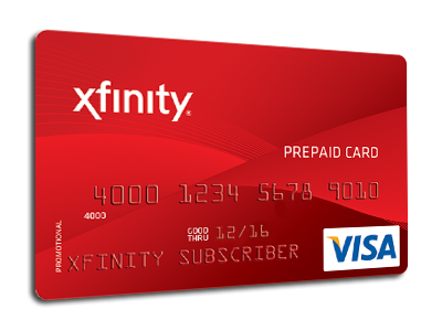 Comcast Deals Offers Specials And Promotions Xfinity Internet Packages Prepaid Card Xfinity