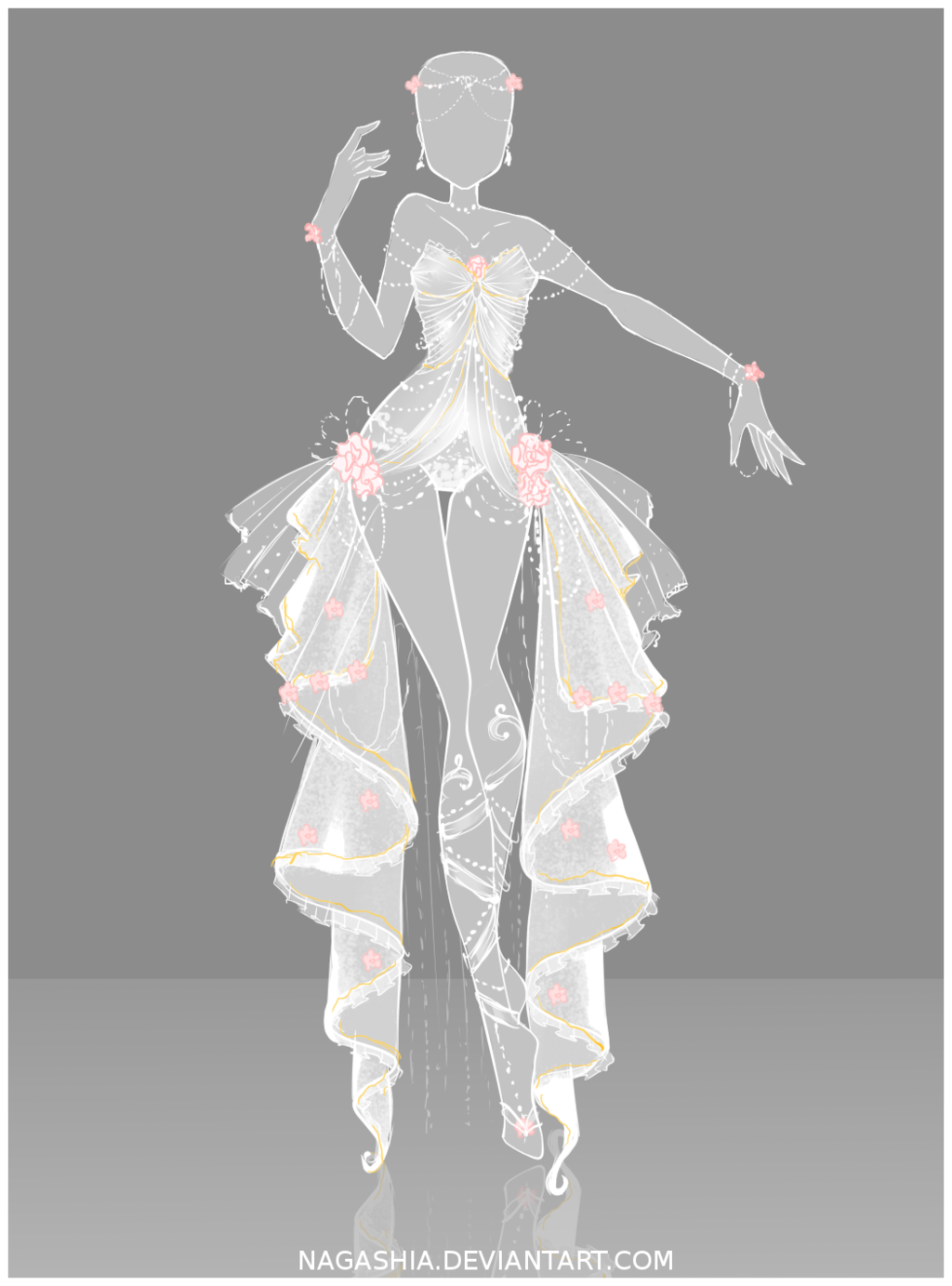 COM: SilverAngel907 outfit by Nagashia.deviantart.com on @DeviantArt