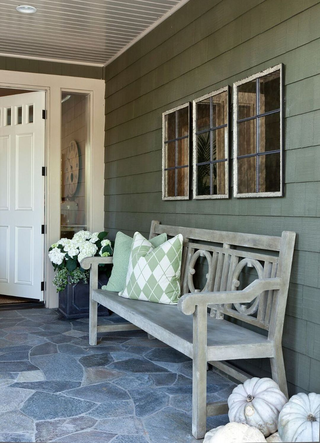 26 Beautiful Diy Large Front Porch Bench 25 With Images 400 x 300